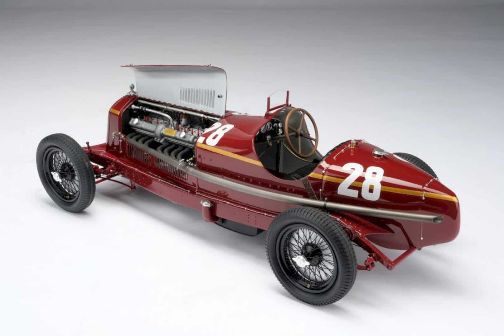 Alfa Romeo 2300 8C Monaco GP (1932) 18 Scale 1