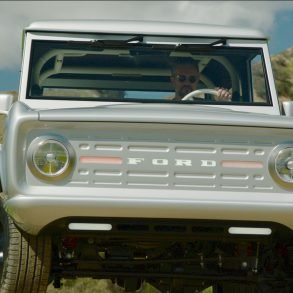 Electric Classic Ford Bronco 9