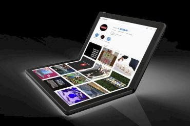 Lenovo World's First Foldable PC In ThinkPad X1 Family 1