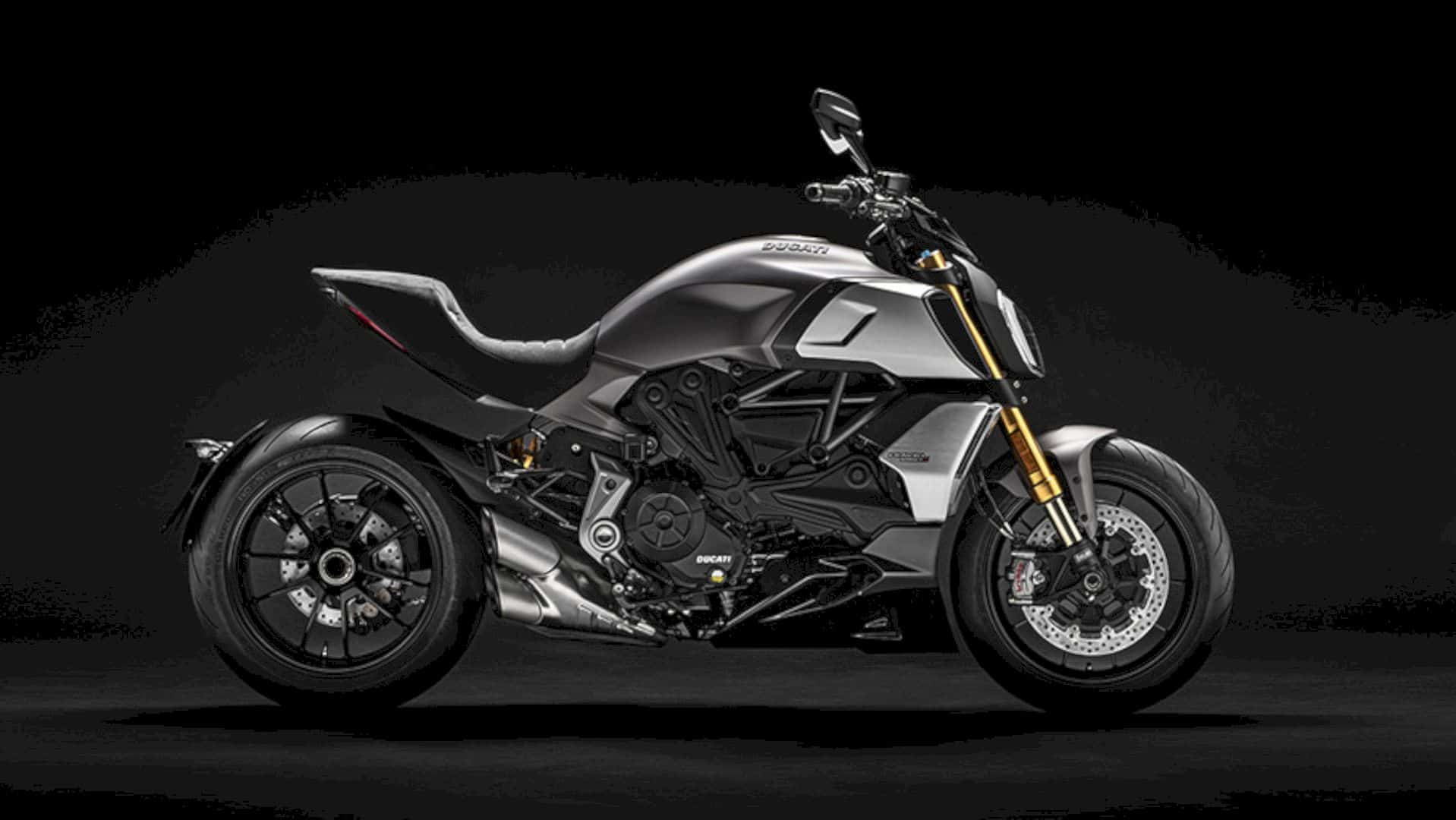 New Ducati Diavel 1260 27