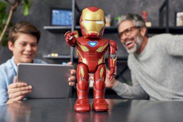 UBTECH Iron Man MK50 Robot 2