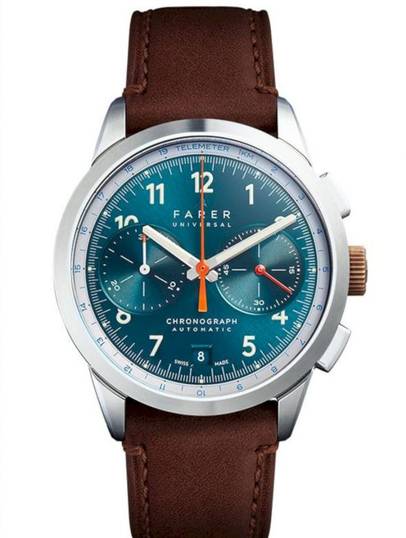 The Lander Chronograph 1