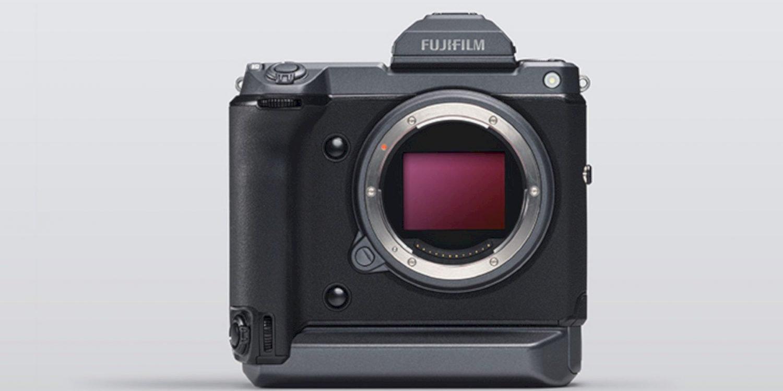 FUJIFILM GFX100 8