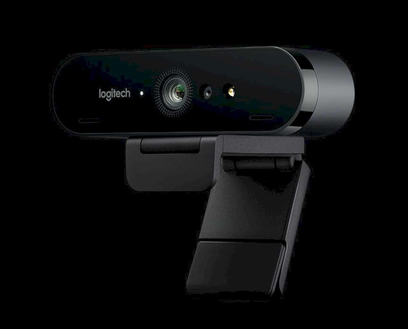 Logitech BRIO Ultra HD Pro Webcam 4