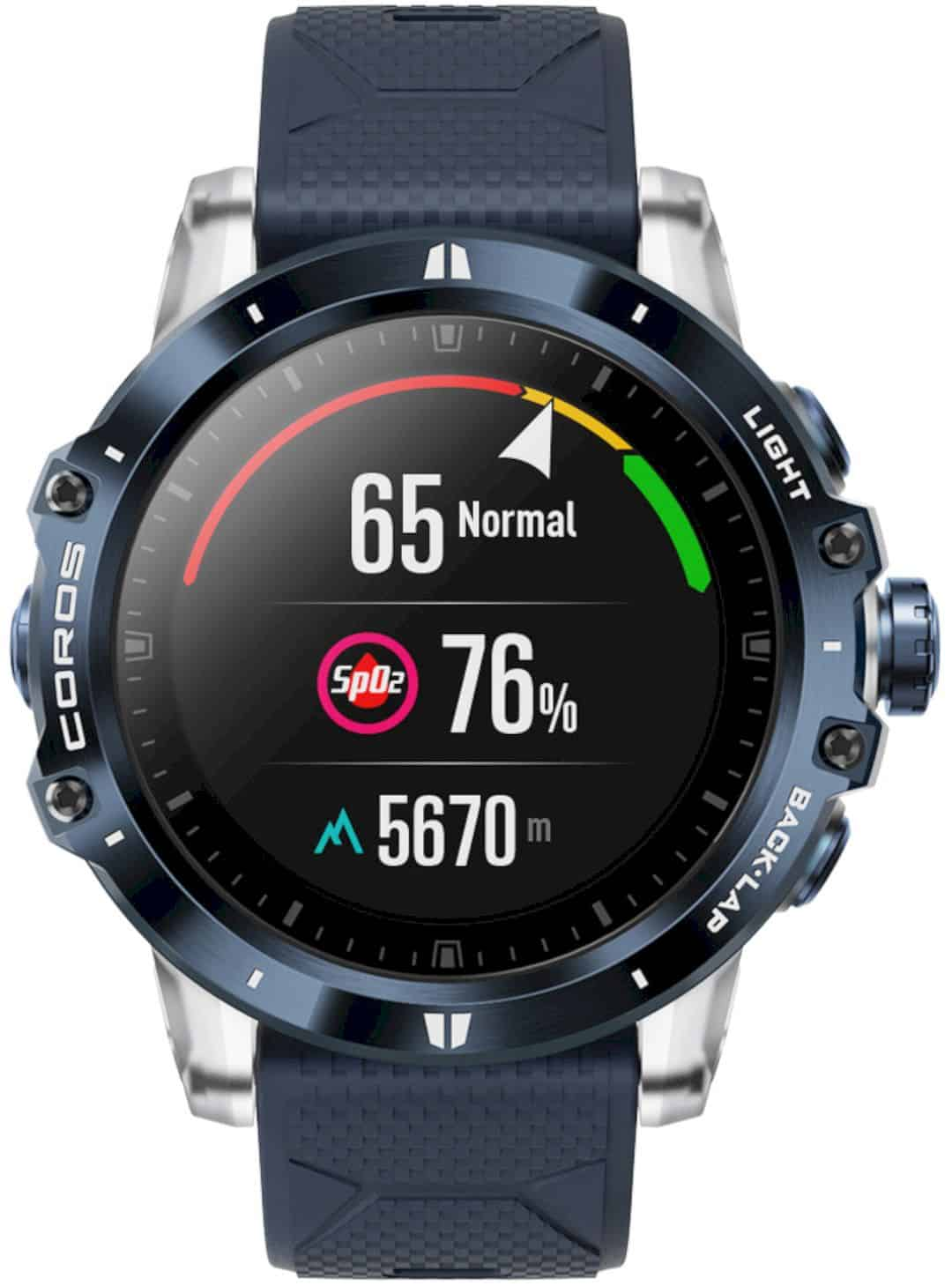 VERTIX GPS Adventure Watch 11