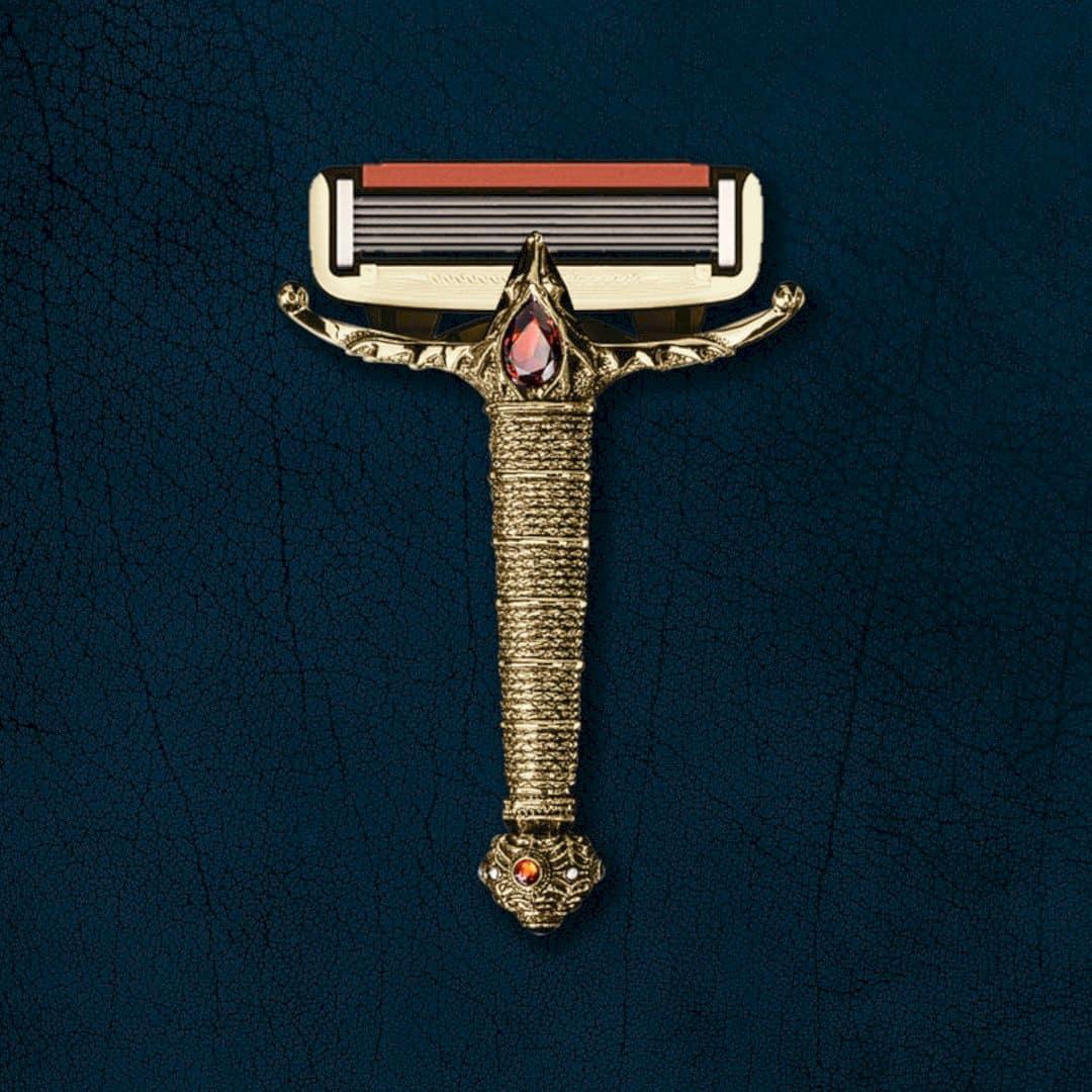 Valyrian Steel Razors 1