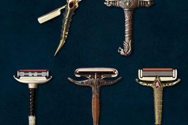 Valyrian Steel Razors 6