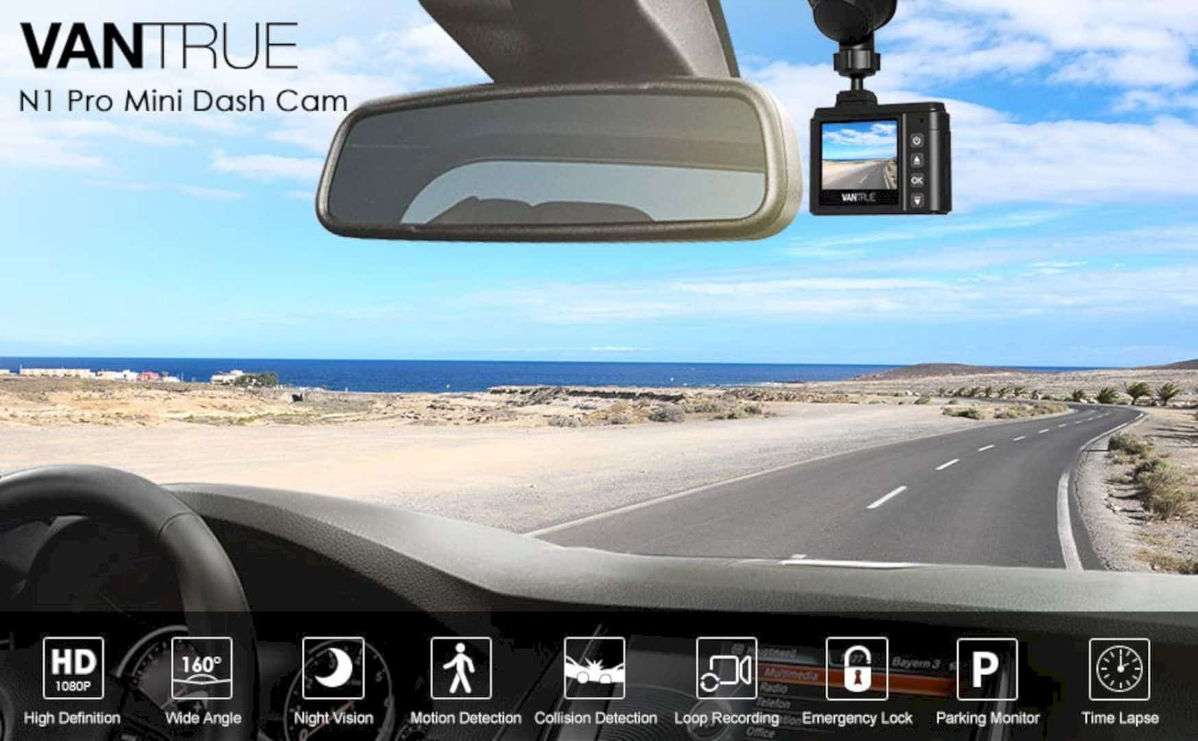 Vantrue Car Dash Cams 17