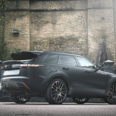 Land Rover Range Rover Velar5