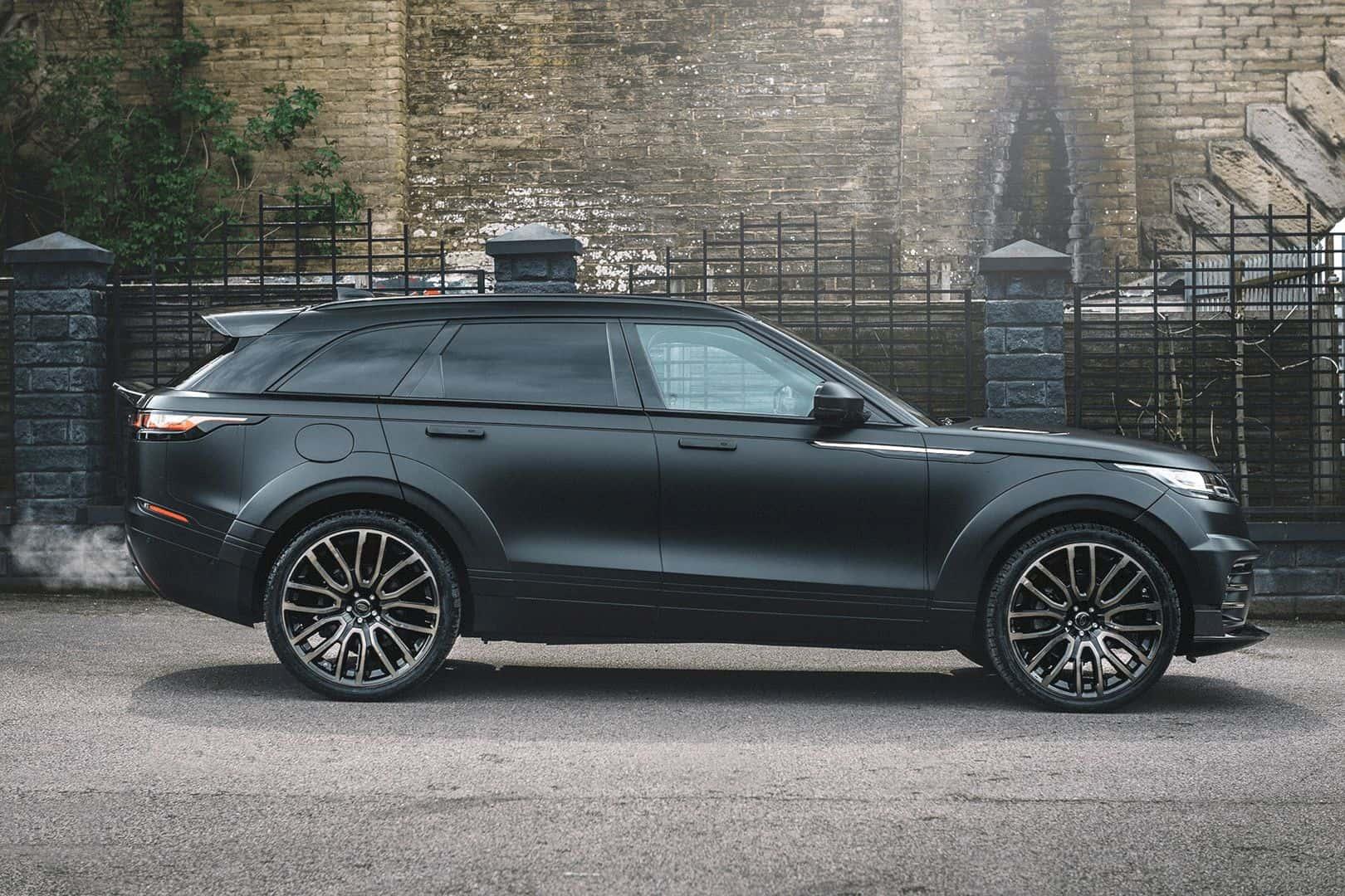 Land Rover Range Rover Velar9