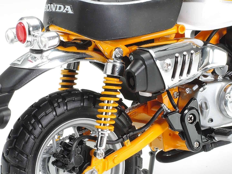 Tamiya 14134 Honda Monkey 125 4
