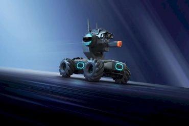 The RoboMaster S1 1