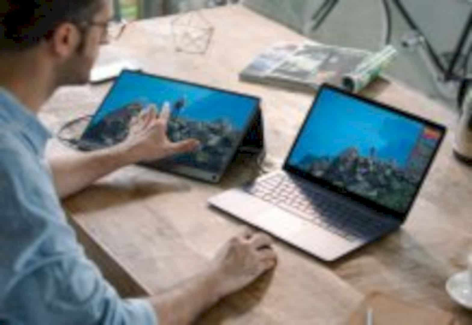 The ZenBook Pro Duo And ZenBook Duo 1