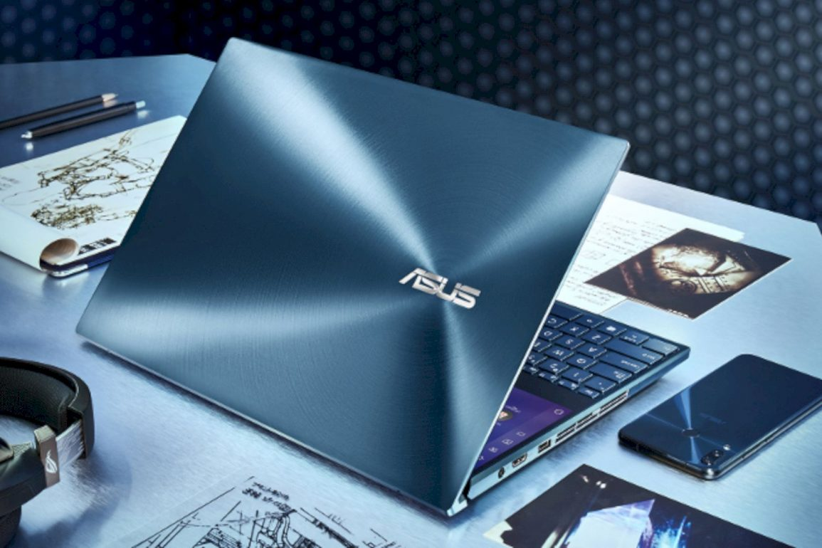 The ZenBook Pro Duo And ZenBook Duo 2