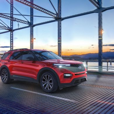 2020 Ford® Explorer SUV 1