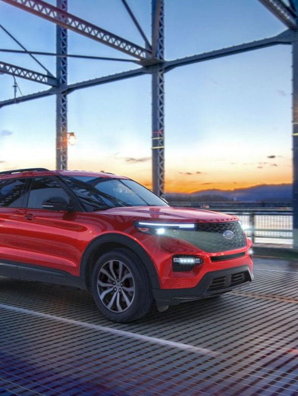 2020 Ford® Explorer SUV 1