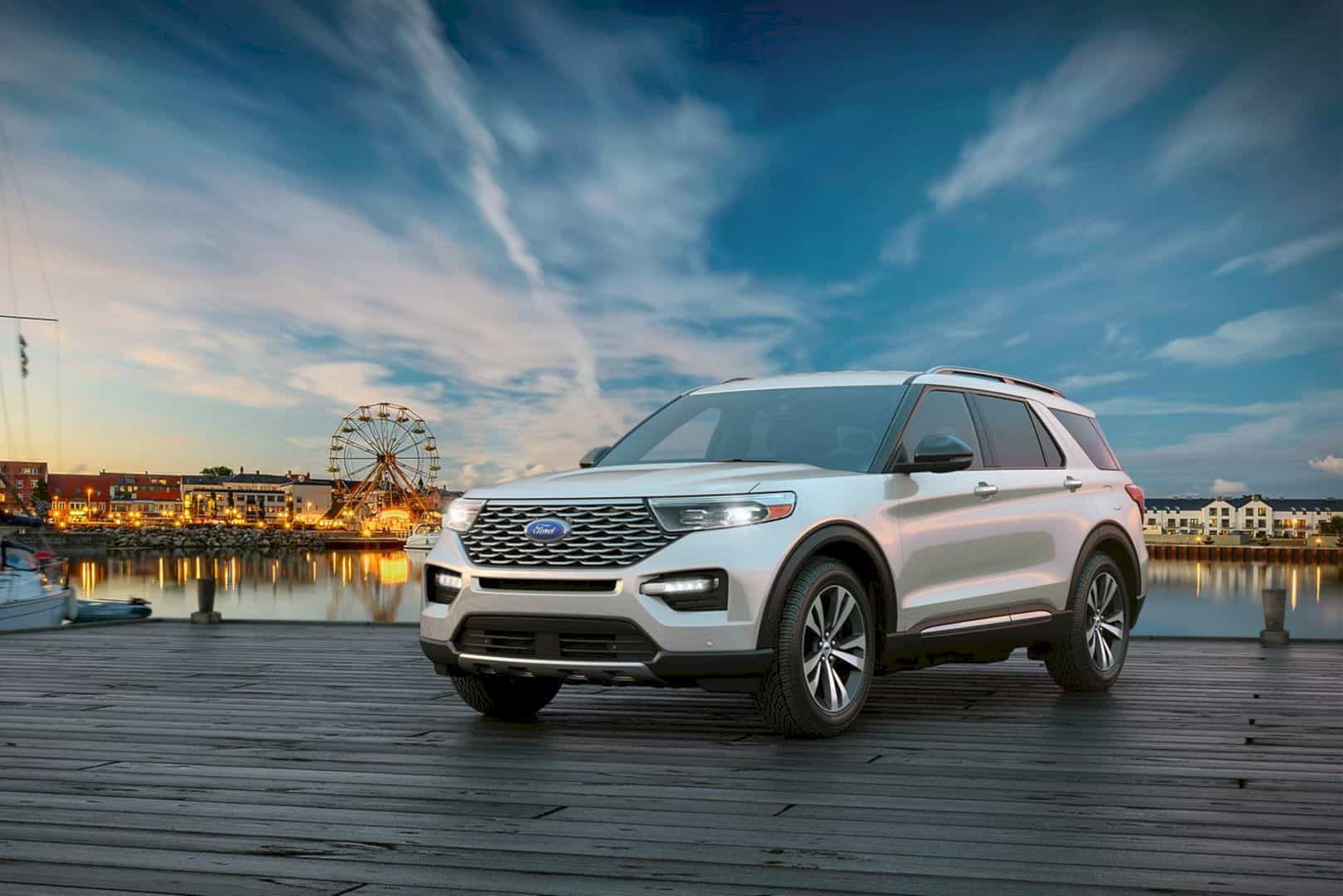 2020 Ford® Explorer SUV 2
