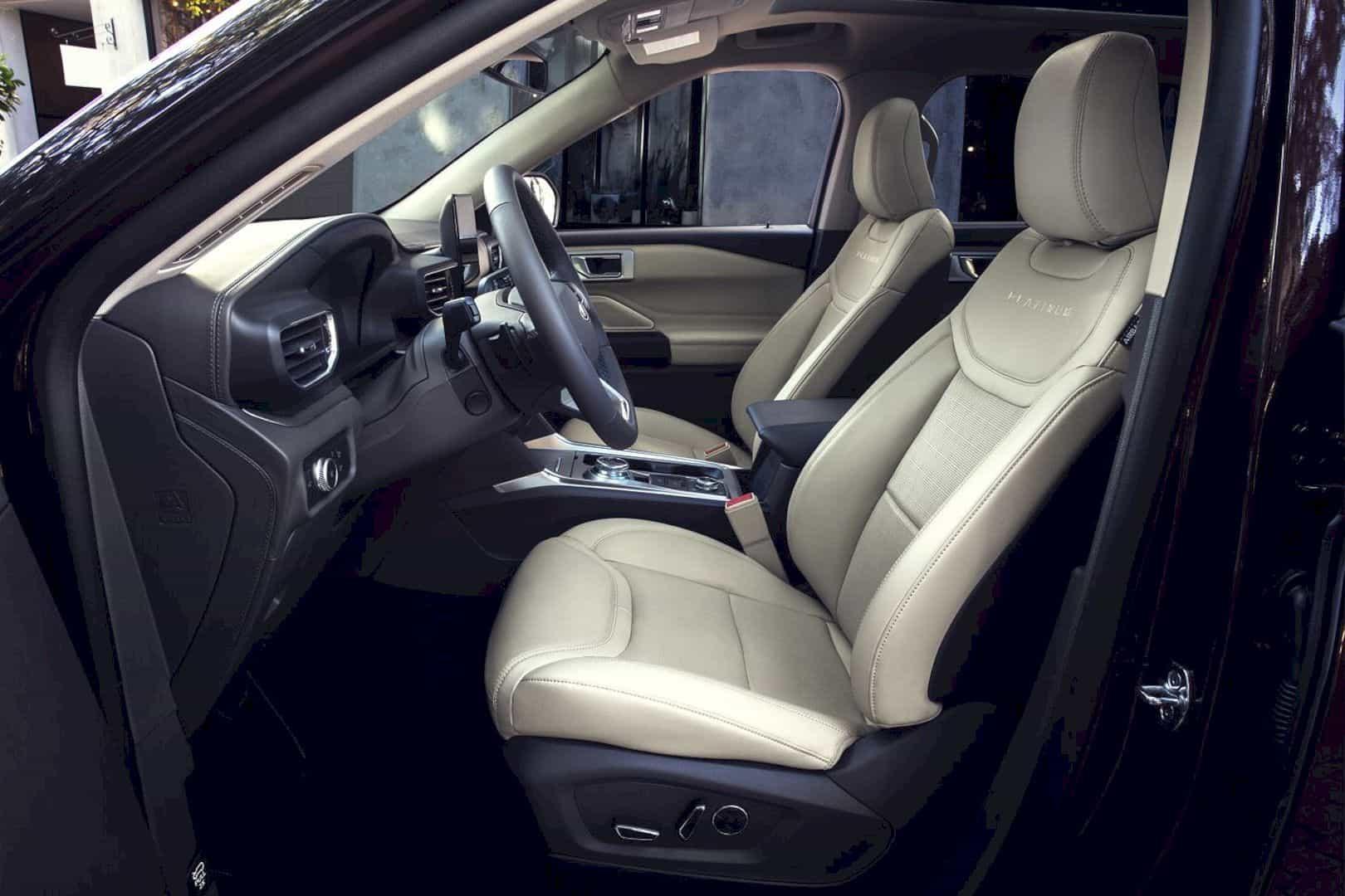 2020 Ford® Explorer SUV 5