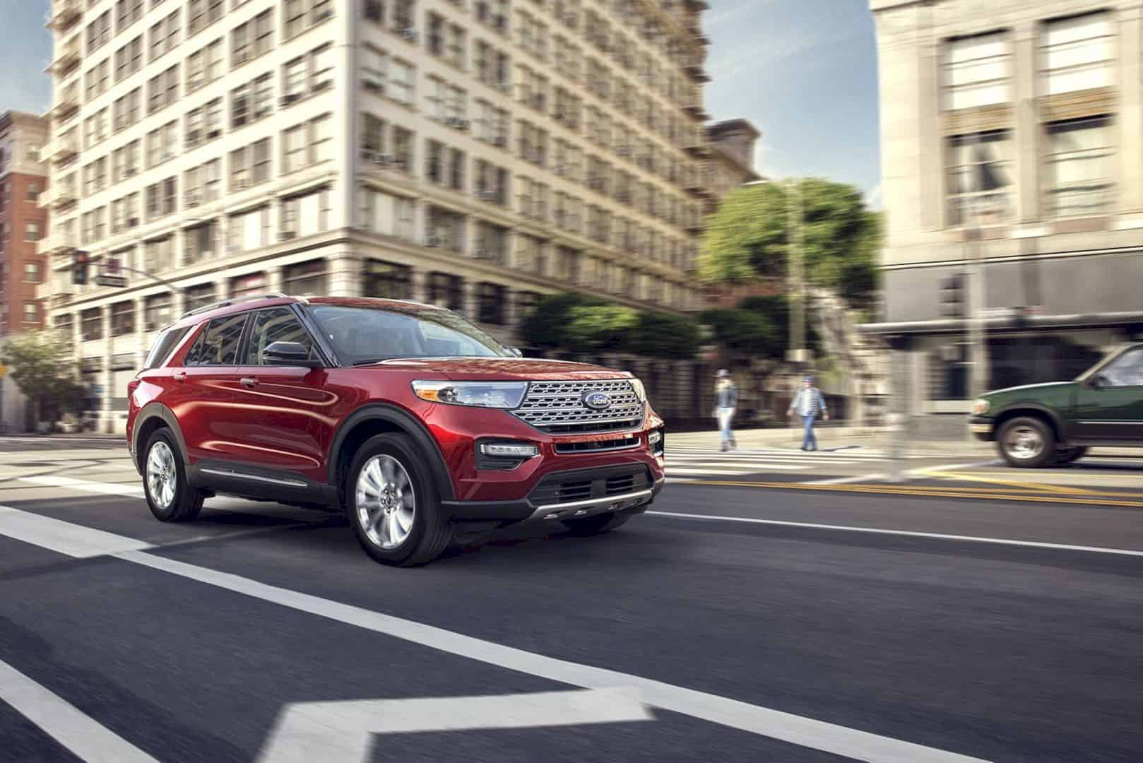 2020 Ford® Explorer SUV 6
