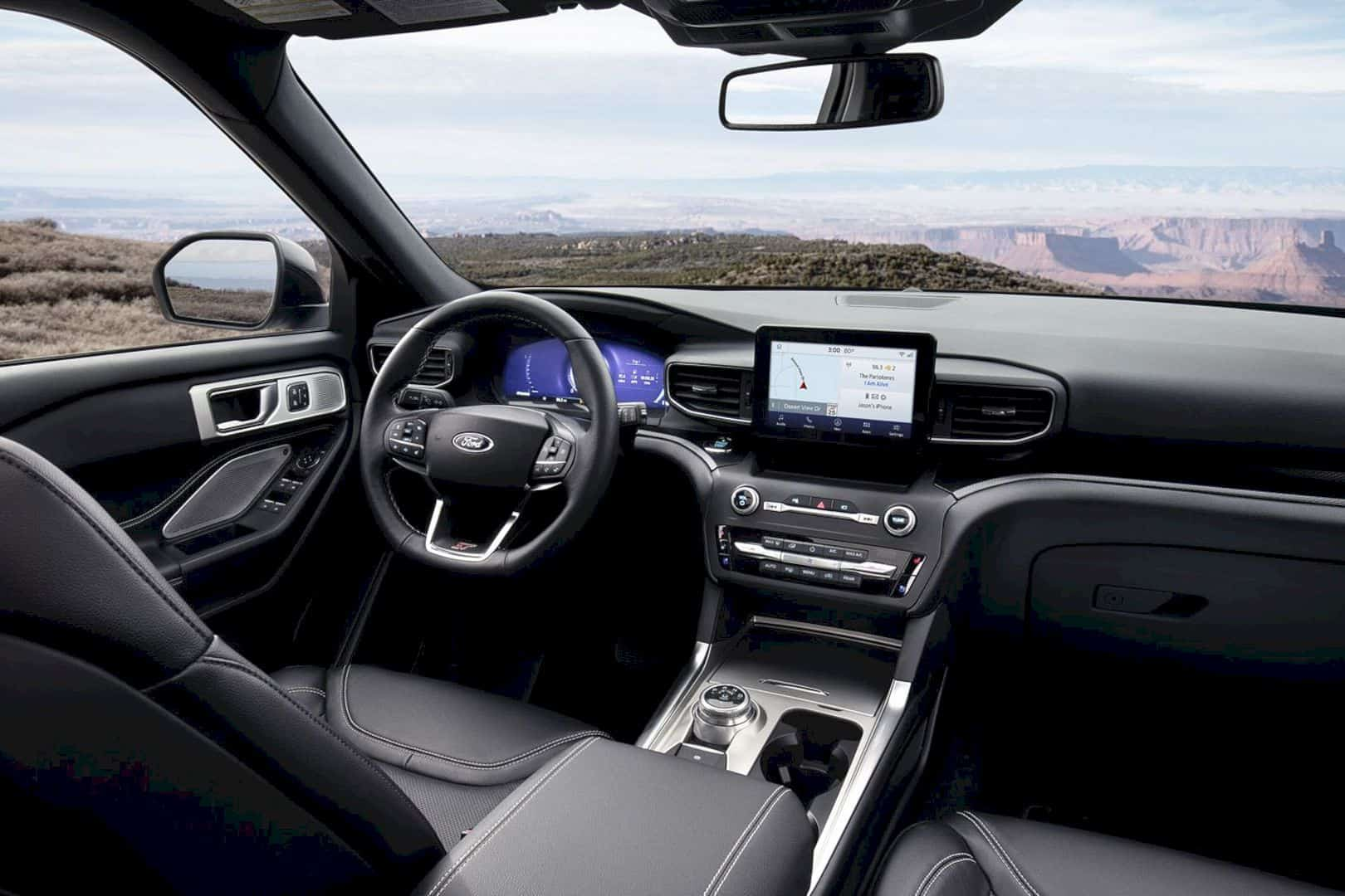 2020 Ford® Explorer SUV 8