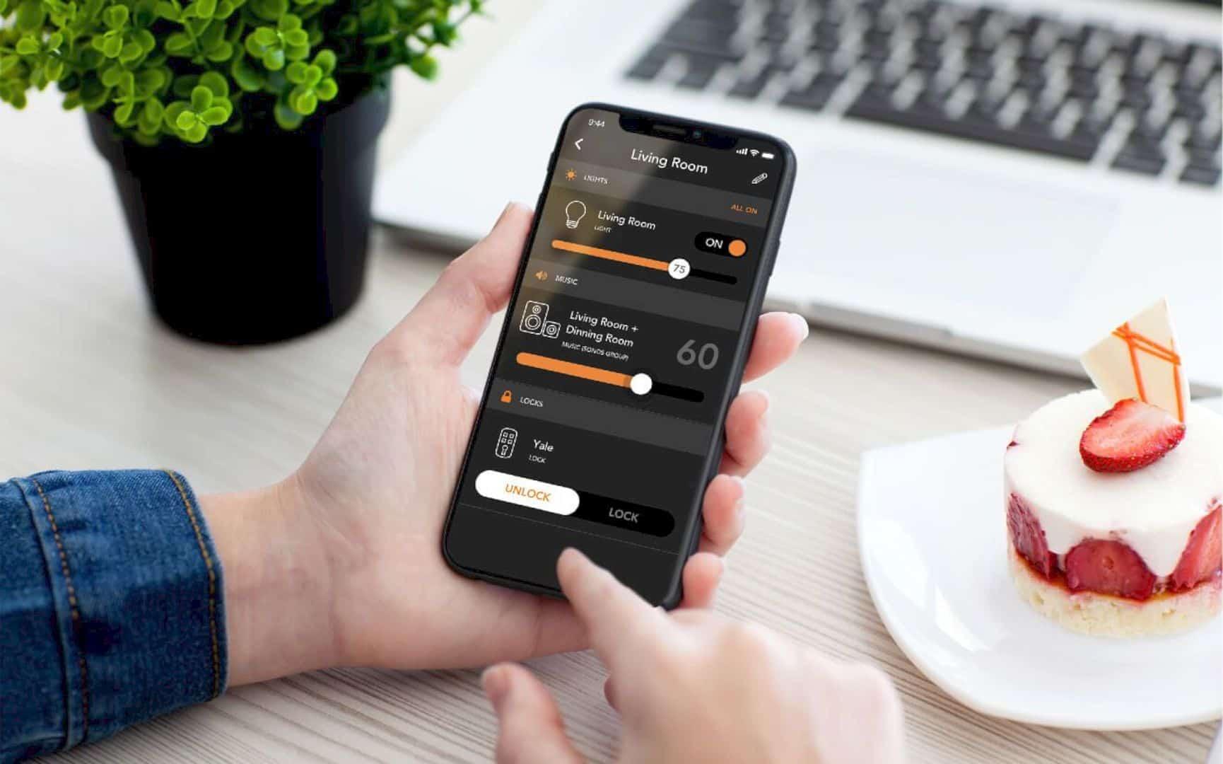 Brilliant Smart Home Control 2