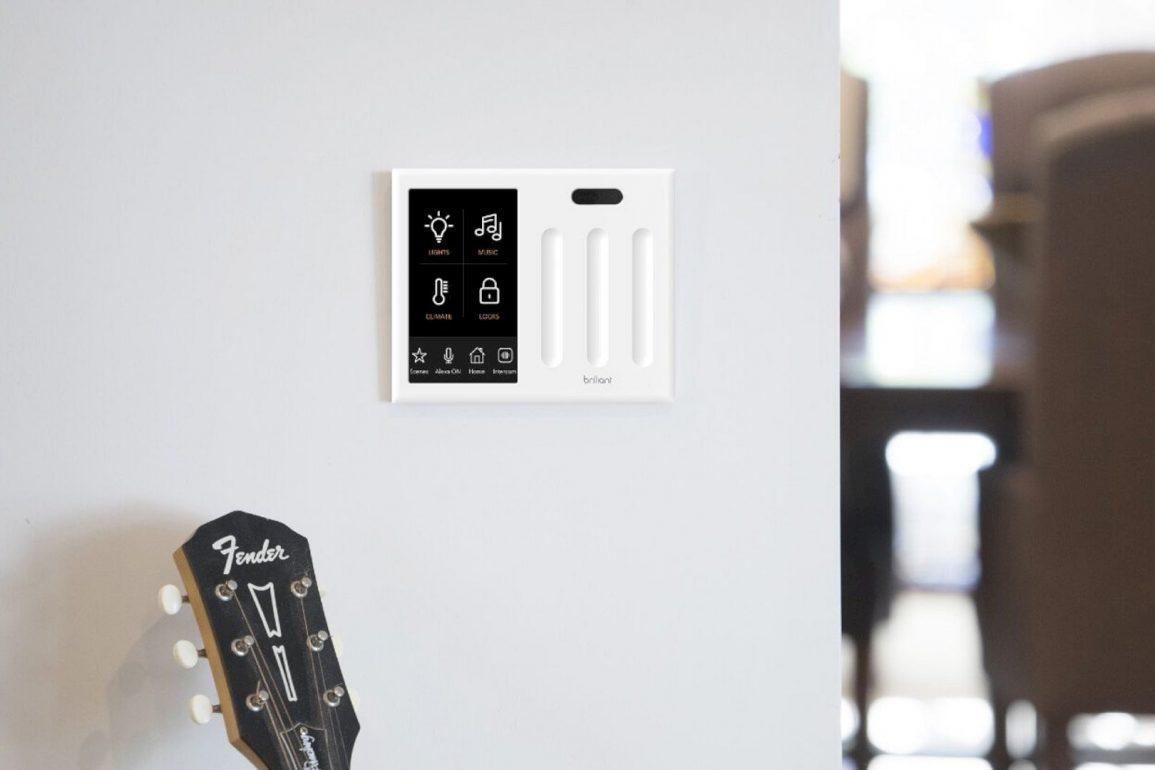 Brilliant Smart Home Control 3