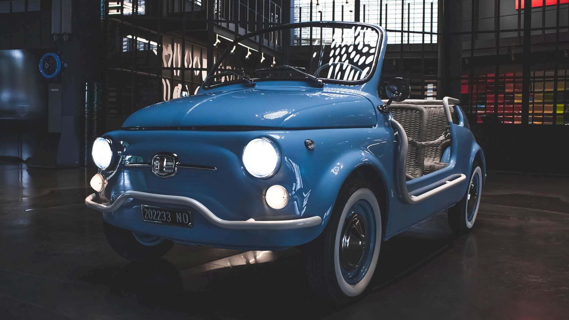 Garage Italia Fiat 500 Jolly Icon E 1