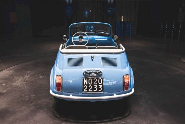 Garage Italia Fiat 500 Jolly Icon E 2