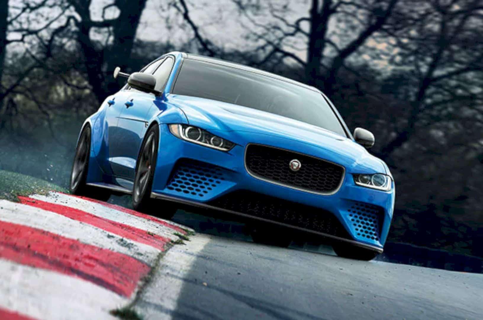 Jaguar XE SV Project 8 4