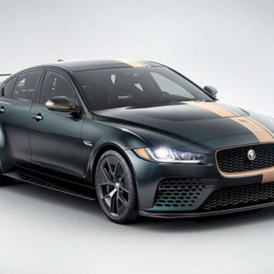 Jaguar XE SV Project 8 6