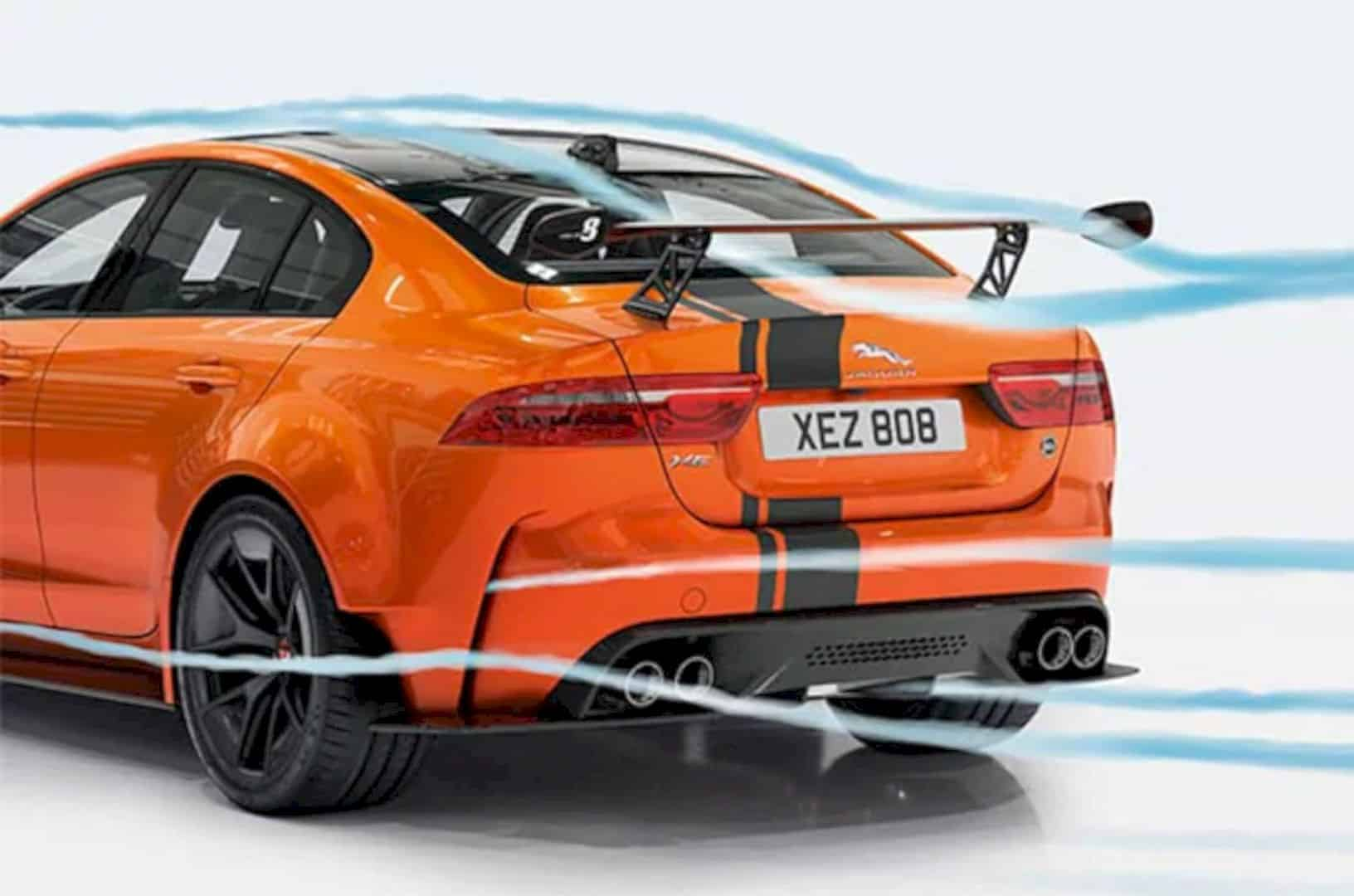 Jaguar XE SV Project 8 7