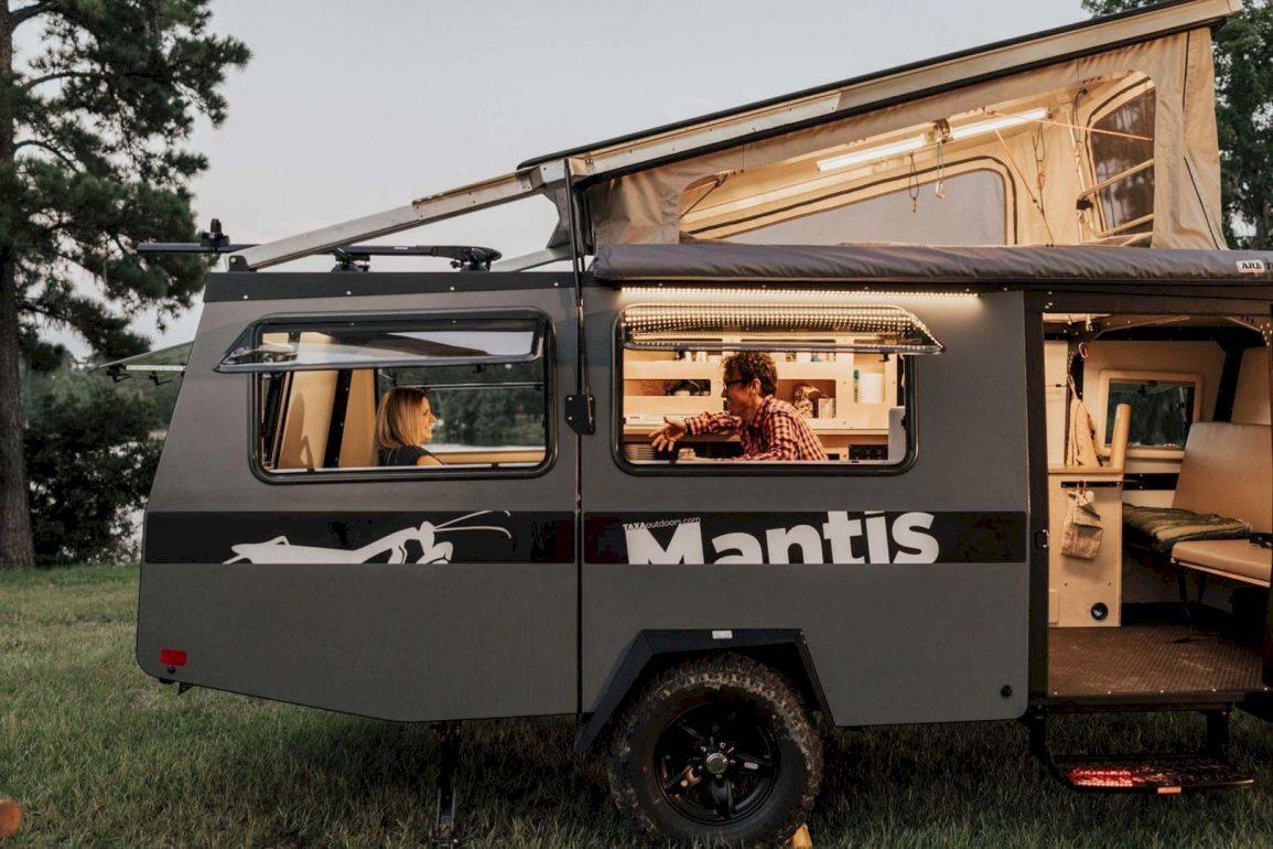 Mantis TAXA Outdoors 2