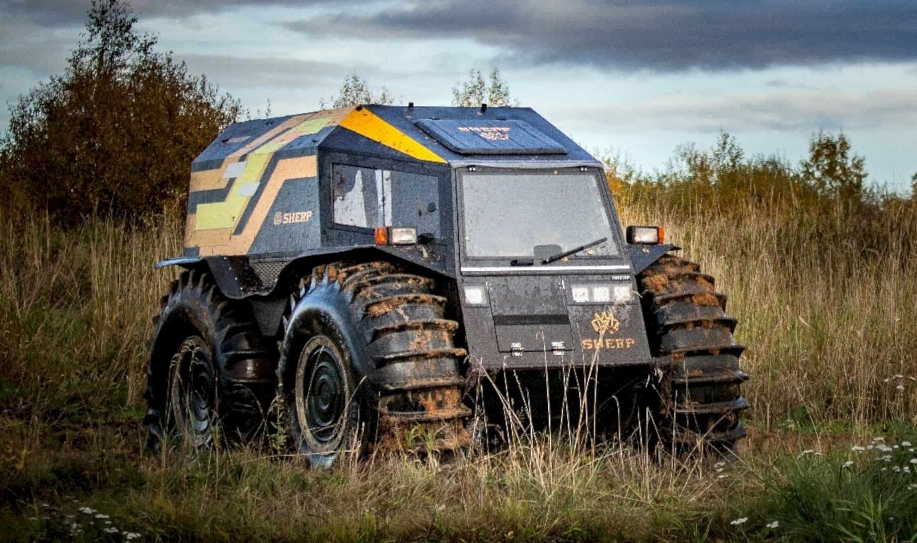 SHERP Ultimate ATV 3