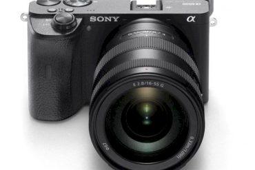 α6600 Premium E Mount APS C Camera 1
