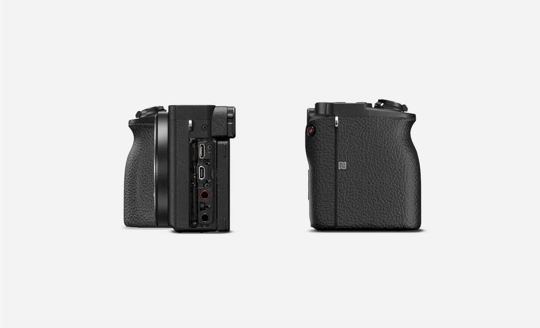 α6600 Premium E Mount APS C Camera 2