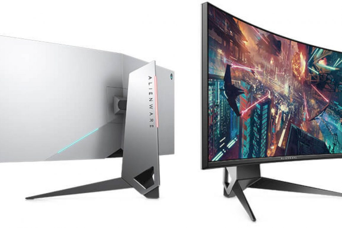 Alienware 34 Curved Gaming Monitor AW3418DW 1