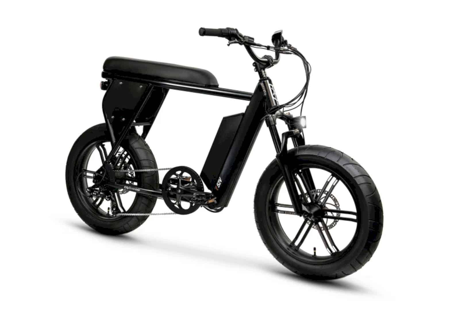 CityScrambler Electric Bike 11