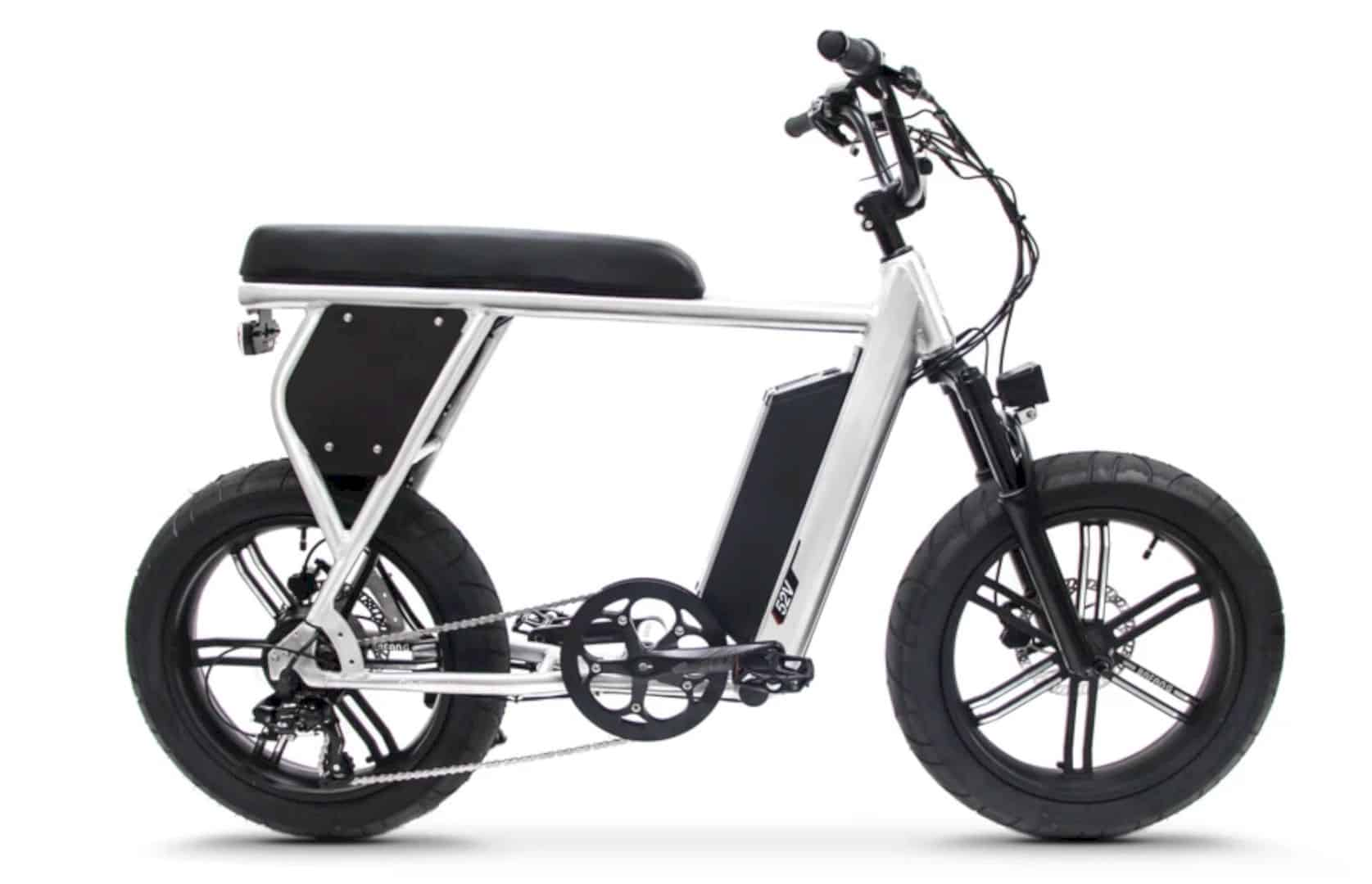 CityScrambler Electric Bike 8