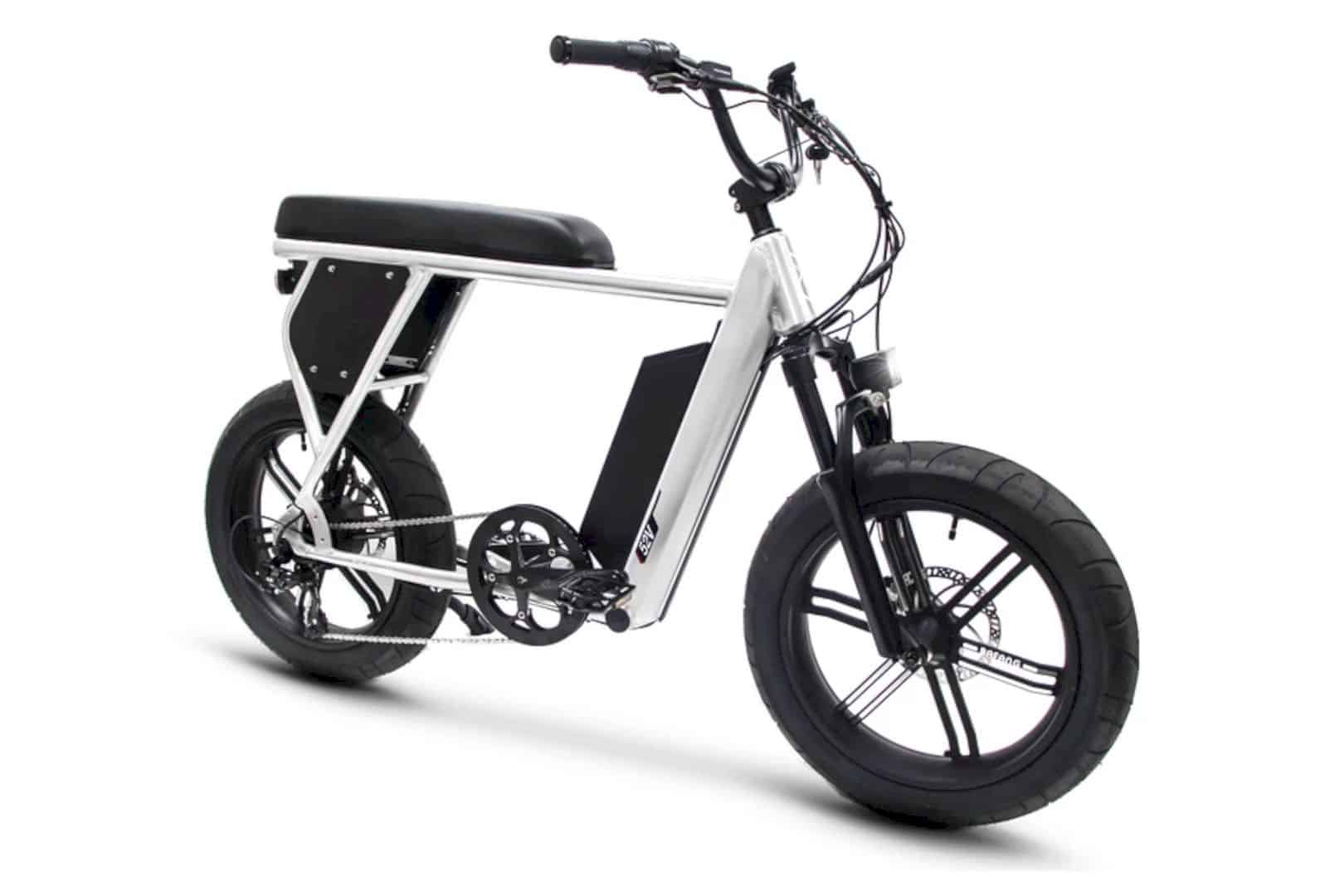CityScrambler Electric Bike 9