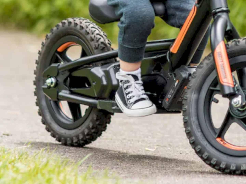 Electric Balance Bikes Harley Davidson USA 5