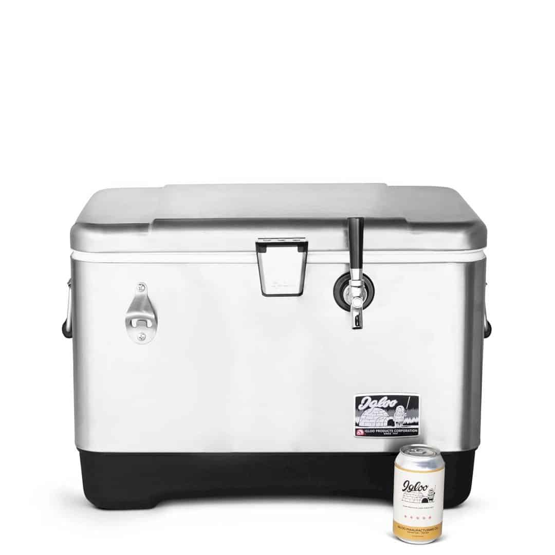 Kegmate™ 54 Qt Jockey Box Cooler 1