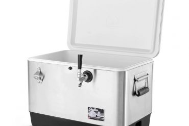 Kegmate™ 54 Qt Jockey Box Cooler 4