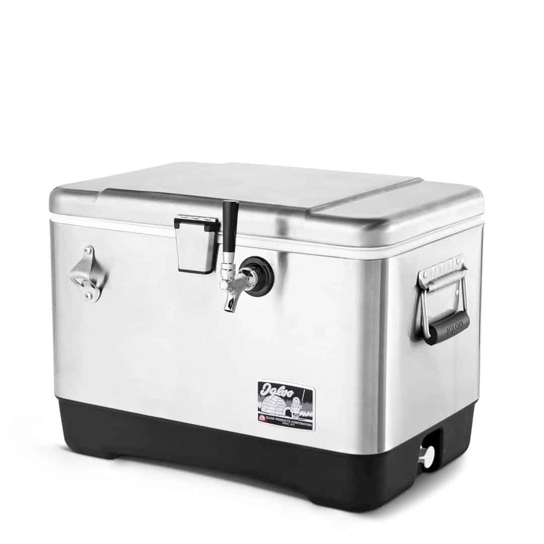 Kegmate™ 54 Qt Jockey Box Cooler 5
