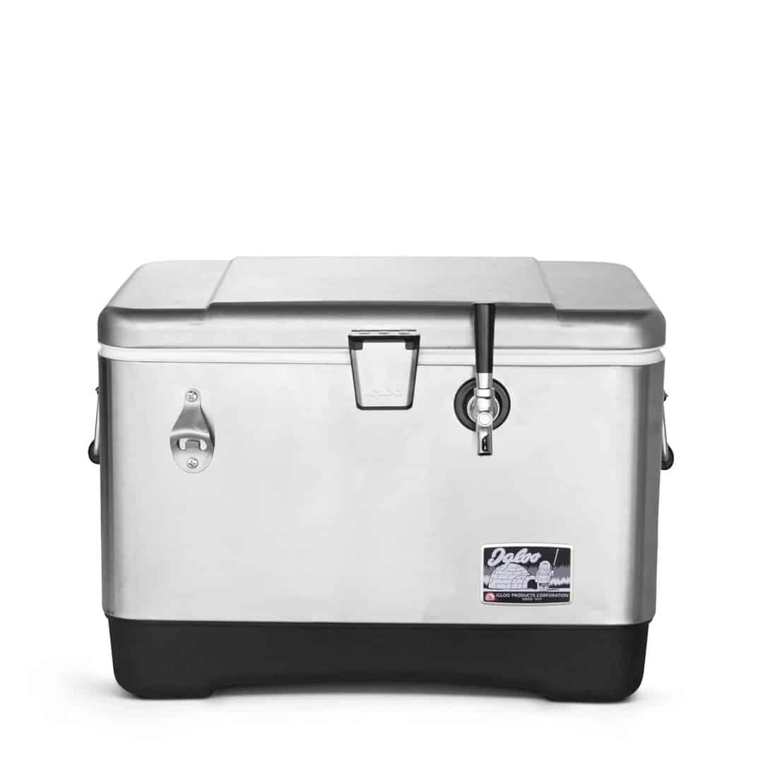 Kegmate™ 54 Qt Jockey Box Cooler 6