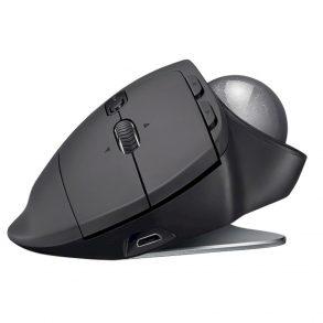 Logitech MX ERGO Wireless Trackball 7