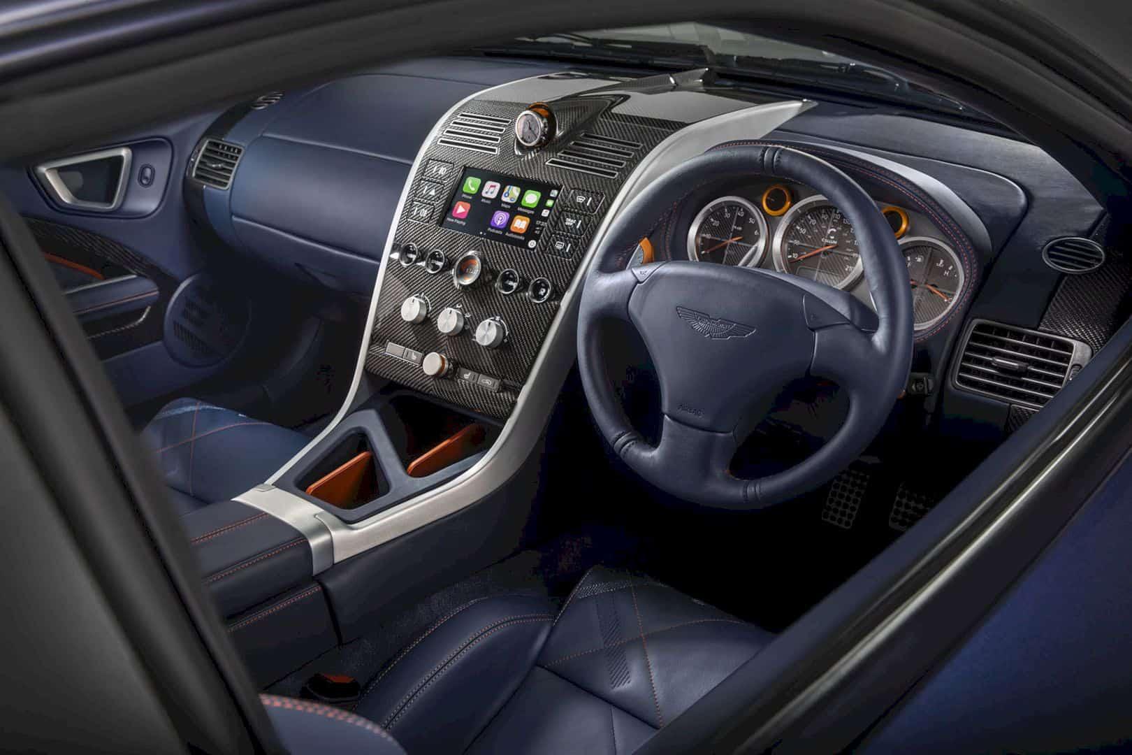 Aston Martin Vanquish 25 2