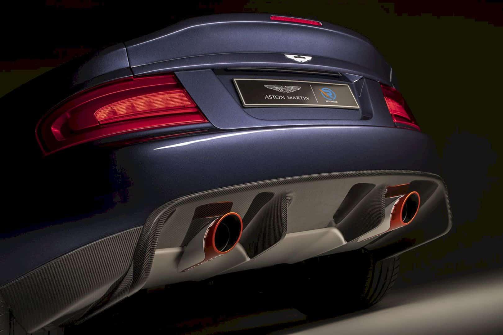 Aston Martin Vanquish 25 4