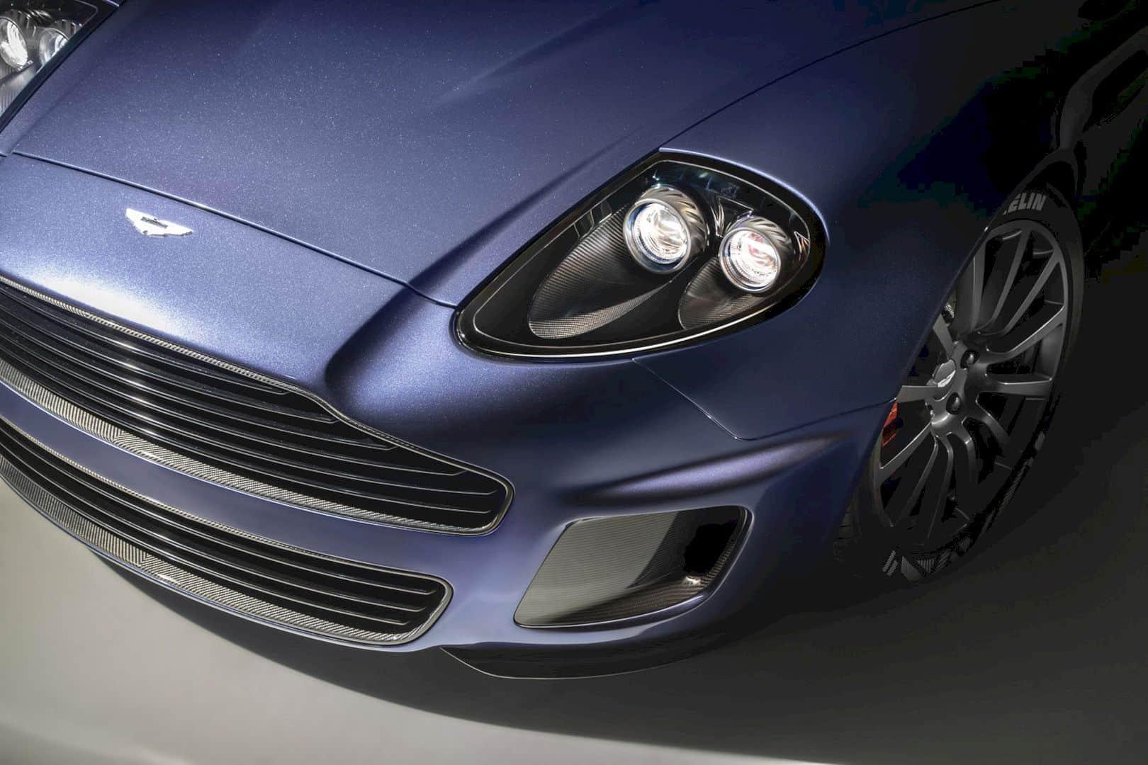 Aston Martin Vanquish 25 5