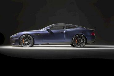 Aston Martin Vanquish 25 6