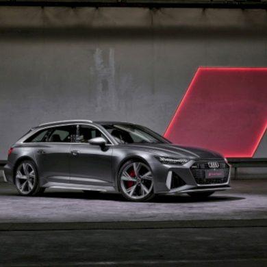 Audi RS 6 Avant 1